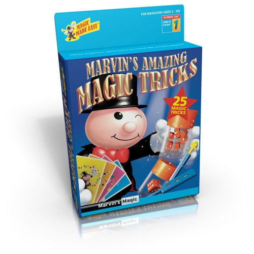 Marvin's Magic Amazing Magic Tricks Set 1 by Marvin's Magic