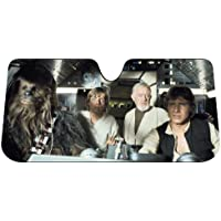 Plasticolor Star Wars Sunshade