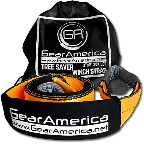GearAmerica Tree Saver Winch Strap 3