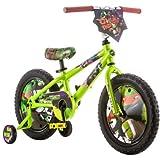 16 bike ninja turtles - 16