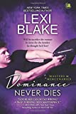 Dominance Never Dies (Masters and Mercenaries) (Volume 11)