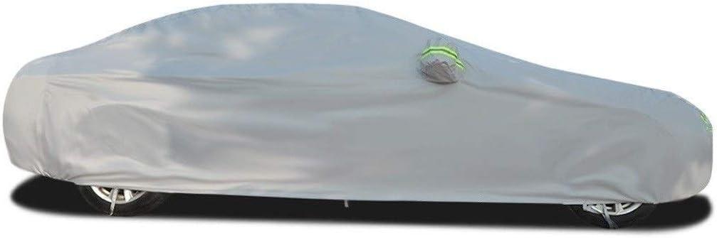 Couverture de voiture Compatible avec ALFA ROMEO 159 Car Cover /étanche//anti-poussi/ère//anti-pluie//Snowproof Anti-UV durable r/ésistant aux rayures respirant B/âche Toile for tous les temps en plein