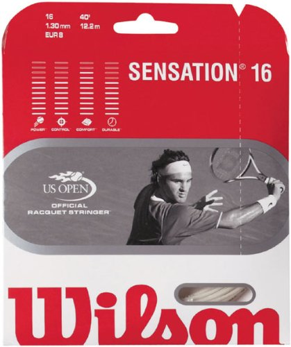 Wilson Sensation 16g-Natural (set only)
