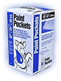 20 x 20 - Paint Pockets WHITE Overspray Arrestor