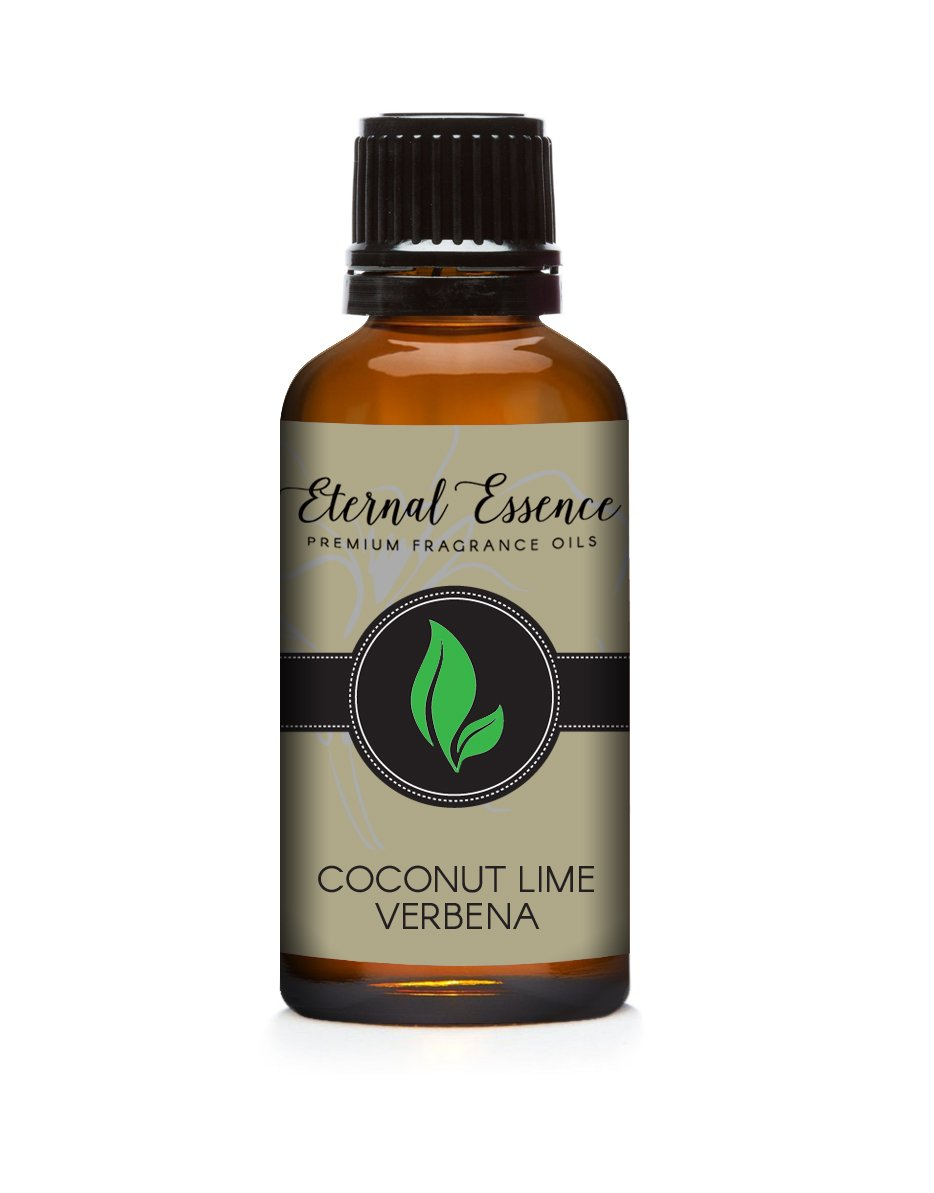 Coconut Lime Verbena - Premium Fragrance Oil - 30ml