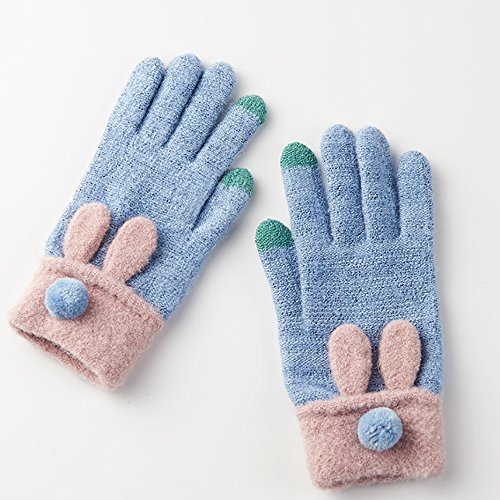 Color available 5colors Woman Thickening D Touch are E Learning LJHA Warm Gloves Work Leisure Gloves Students Screen Fall Winter Gloves qaFWwT4f6