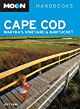 Front cover for the book Moon Handbooks Cape Cod, Martha's Vineyard & Nantucket by Jeff Perk