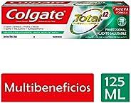 Pasta Dental Colgate Total Professional Aliento Saludable Multibeneficios 125 ML