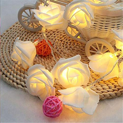 Led Color Changing Rose Shaped Light in US - 2