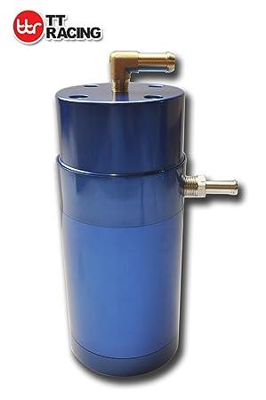 Azul 0,5 L aceite Catch Can se adapta Holden V8 LS1 LS2 LS3/Commodore VE V6 Universal: Amazon.es: Coche y moto