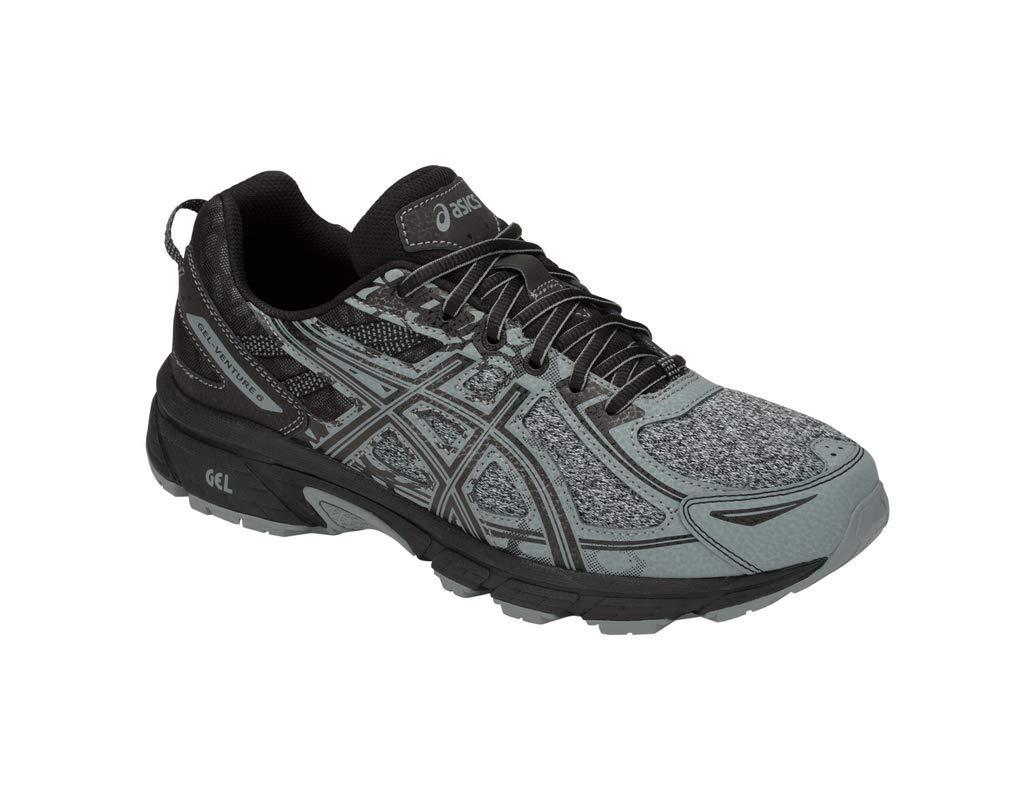 ASICS Gel-Venture 6 MX Men's Running Shoe, Stone Grey/Stone Grey, 7 M US by ASICS (Image #2)