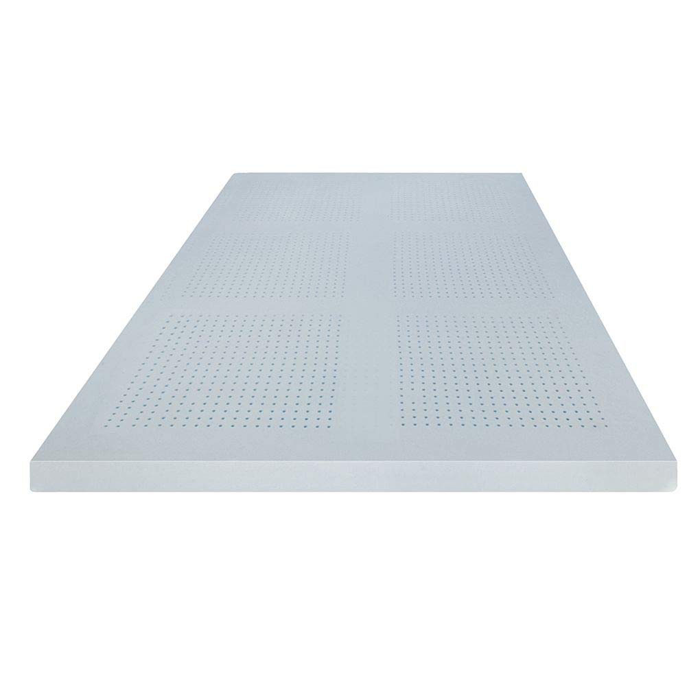 AUWU 3'' Single Layer Gel Particle Memory Cotton Mattress Spring High Softness Slow Rebound Comfort Mattress