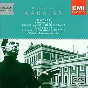 Symphony 9 / Symphony 33: Karajan Edition
