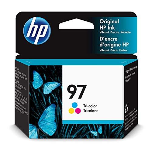 HP 97 Tri-color Ink Cartridge (C9363WN) for HP Deskjet 460 6830 6840 6940 6988 9800 HP Officejet 100 150 H470 7210 7310 7410 HP Photosmart 335 375 385 422 425 - Hp All In Toner 7210 One