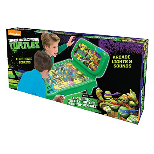 Teenage Mutant Ninja Turtles Super Pinball Review