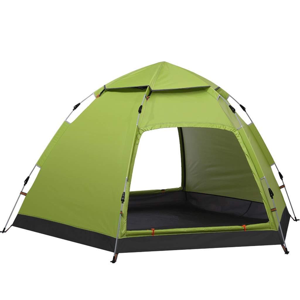 品揃え豊富で キャンプテント屋外旅行テント、薄いドームテント2色 (色 B07P2KFSC9 : Green) Green Green Green) B07P2KFSC9, 志津川町:c365453d --- ciadaterra.com