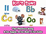 Clip: The Phonics Song - A for Apple, B for Ball, C for Cake