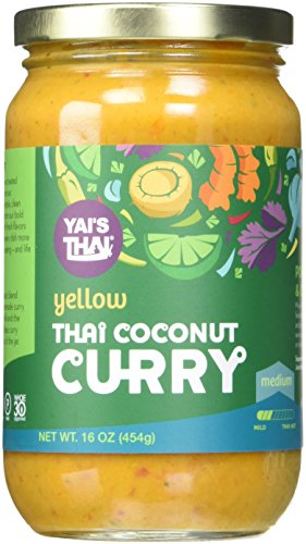 ow Coconut, 16 oz (Thai Coconut Curry Sauce)