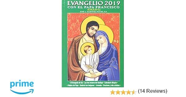 Evangelio 2019: Amazon.es: José Antonio Martínez Puche: Libros