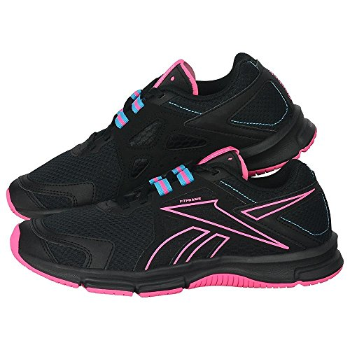 Quickedge M43575 5 Run Color Reebok Negro Rosa Size 38 qCUdqw