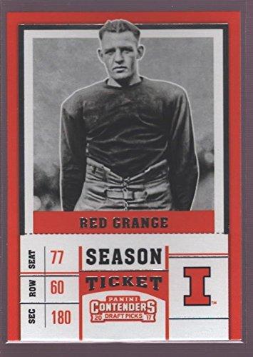 Red Grange Illinois - 5