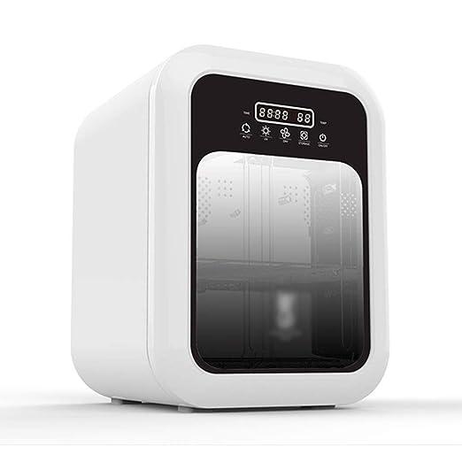 DZWSD Esterilizador de microondas,16L Desinfección UV ...
