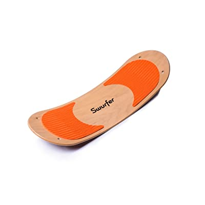Swurfer SwurfGrip Traction Pads for Wooden Surf Swing, Orange: Sports & Outdoors