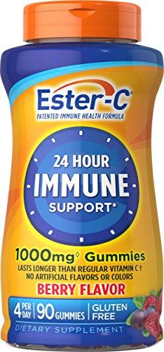 Эстер-C Gummies, 1000 мг, 90 граф