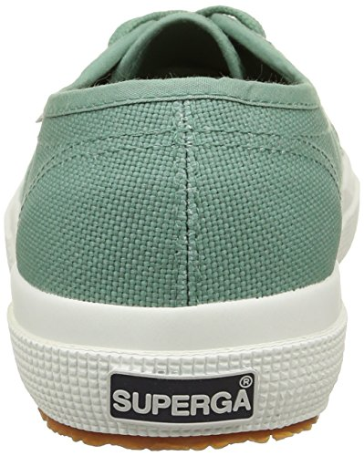 Superga 2750 Cotu Classic, Zapatillas Unisex Green (Green Malachite)