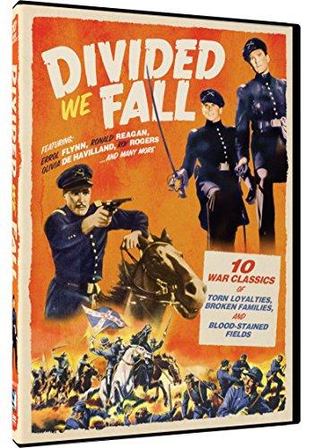 Divided We Fall - 10 Civil War Movies: Abraham Lincoln , Hearts in Bondage, The Arizona Kid, Colorado, Santa Fe Trail + - In Stores Colorado Mills
