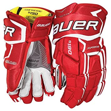 Bauer Supreme S190 Glove Men