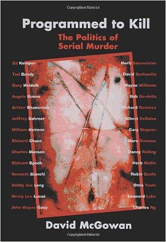 crime violence books MKULTRA Monarch serial killers politics