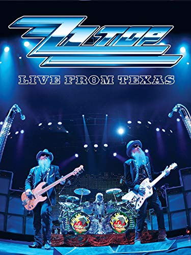 ZZ Top: Live from Texas - Live Zz Texas Top From