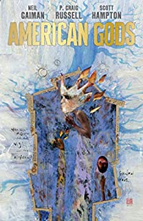 Book Cover: American Gods Volume 3: The Moment of the Storm