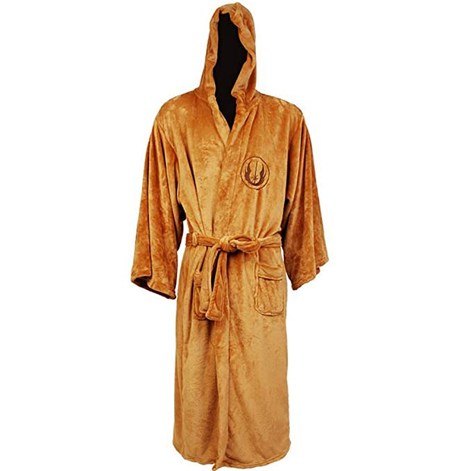TOPFAY Albornoces 1pc Star Wars Jedi se Visten Traje de Lana ...