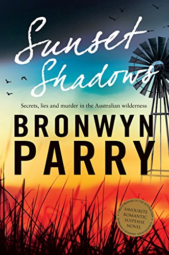 Sunset Shadows by Bronwyn Parry