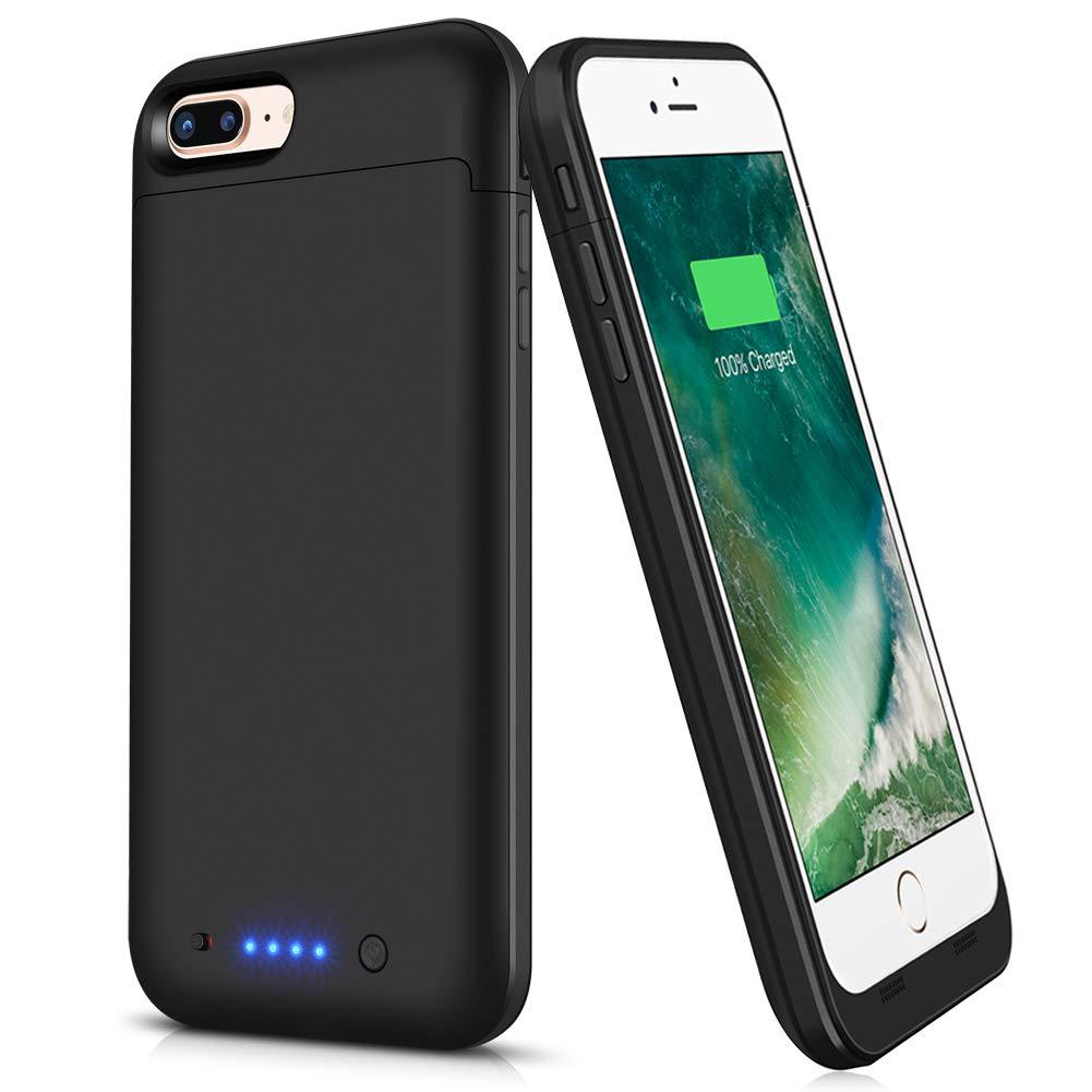 online store 20ec1 2e084 Galleon - VinPone IPhone 8 Plus/7 Plus Battery Case,7000mAh Extended ...