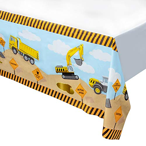 construction birthday party supplies tablecloth buyer's guide
