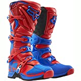 Fox Racing Comp 5 Men's Off-Road Motorcycle Boots - Red/Size 11