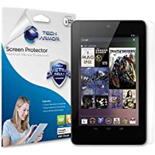 Nexus 7 Screen Protector, Tech Armor High Definition HD-Clear Google Nexus 7 Film Screen Protector [3-Pack]