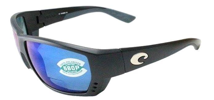 a4fd3ec628 Amazon.com  Costa Del Mar Tuna Alley C-Mate 2.50 Sunglasses