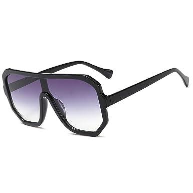 BJGUG Gafas De Sol Retro Para Hombre Uv400 Gafas De Sol ...