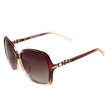 Polarisierte Sonnenbrille Seite Sonnenbrille Tide Sonnenbrille, C