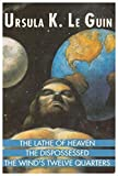 img - for The Lathe of Heaven, The Dispossessed, The Wind's Twelve Quarters book / textbook / text book