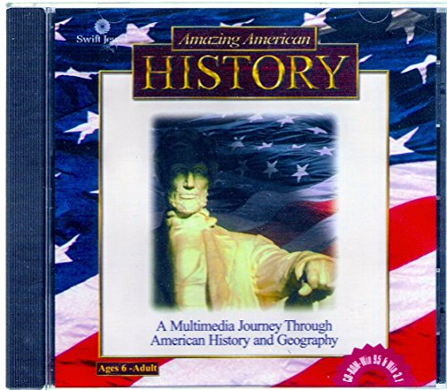 (Amazing American History - A Multimedia Journey Through American History and Geography)