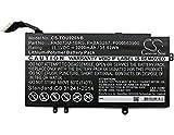 Toshiba P000563900,PA5073U-1BRS,PABAS267 Battery - Replacement for Toshiba Satellite U925t,Satellite U920t(Li-Polymer,11.10V,3200mAh / 35.52Wh )