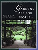 img - for Gardens Are For People, Third edition Paperback June 12, 1995 book / textbook / text book