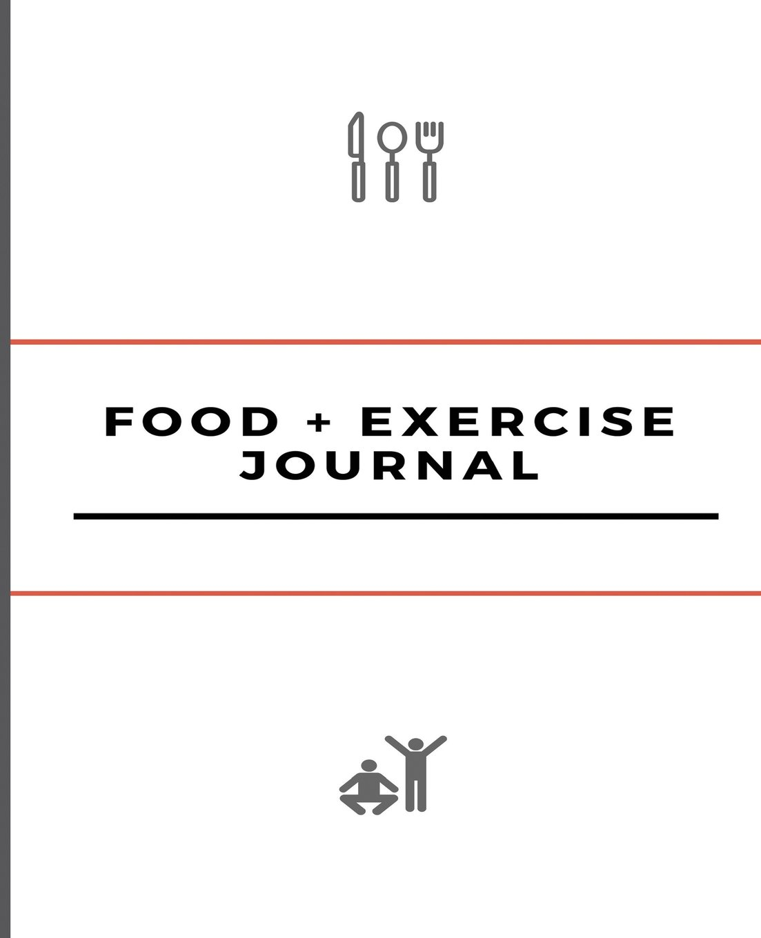 Food and Exercise Journal: 7.5