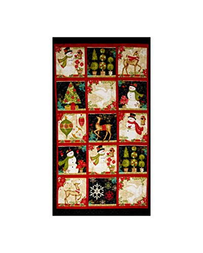 Quilting Fabric Panels - 4
