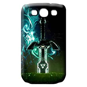 samsung galaxy s3 phone cover case Covers Shock Absorbing Cases Covers Protector For phone Zelda Sword